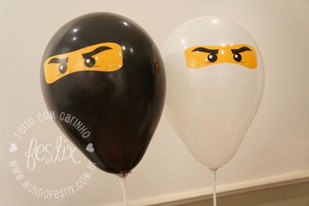Adesivos para balões