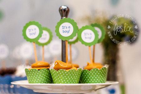 Kit mini cupcake