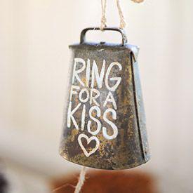 Ideia: sininho do beijo