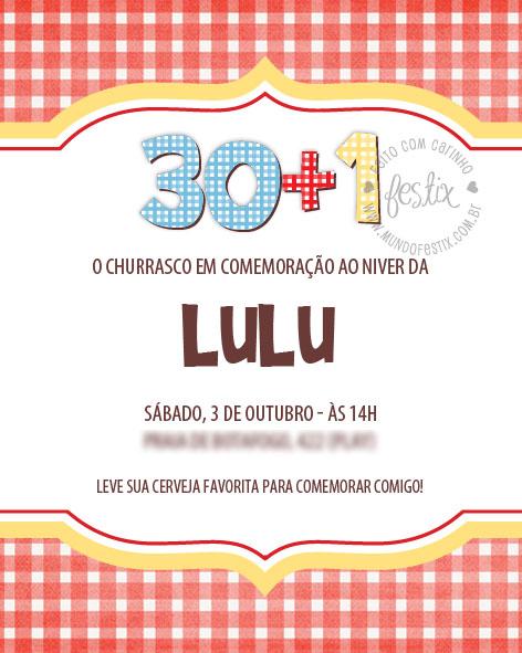 Churrasco Da Lulu Mundo Festix