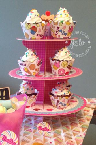 Wrapper de cupcake