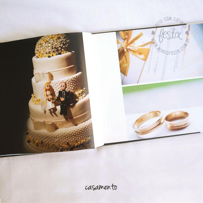 Fotolivro de casamento