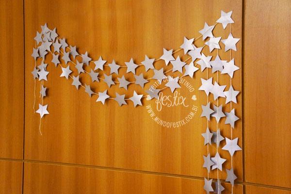 Bandeirolas de estrelas